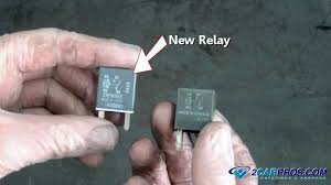 how to test a relay in under 15 minutes step 14 when replacing a relay be sure to match up the terminal location from the old relay to to the new unit