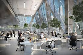 Norman foster office Design Foster Partners Emerged Victorious But The Project Didnt Actually Get Off The Ground Until Few Years Later Construction On The Project Is Set To Wrap Curbed Ny Norman Fosters Park Avenue Office Tower Is On The Rise Curbed Ny