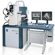 Zeiss Neon High Resolution Dual Beam Scanning Electron Microscope