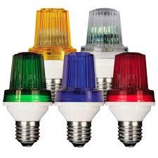 C7 Strobe Lights Smd Led E27 Medium Base Compact Tower Strobe Each 225smde27strobe