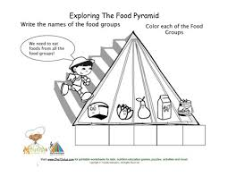 blank food pyramid. Beautiful Food In Blank Food Pyramid