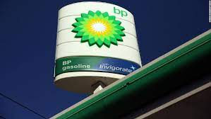 bp offers gas for health care