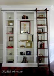 Wonderful Ikea Bookshelf Ladder Photo Design Ideas ...