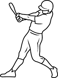 Show them the proper way how to color. Free Printable Baseball Coloring Pages For Kids Best Coloring Pages For Kids