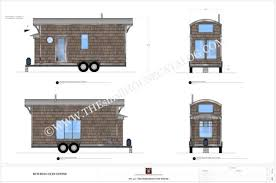 Small Picture Free Tiny House Plans The Bohemian Tiny House on Wheels