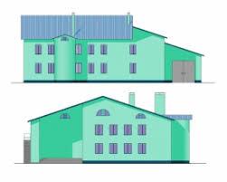 Скачать бесплатно дипломный проект ПГС Диплом №  Диплом №1149 Проектирование и строительство здания пенсионного фонда в п Кедровка