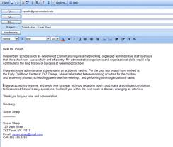 Inspirational Emailing Cover Letters 55 For Cover Letter Online ...