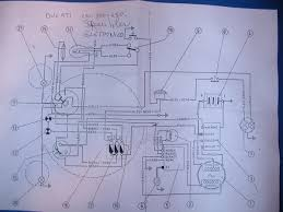 scrambler wiring schematic com classic ducati and italian motorbikes sell a new harness for that bike if you are interested here is a link to a picture of the schematic that italian