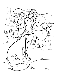 Mooi Kleurplaat Winnie De Pooh Zomer Klupaatswebsite