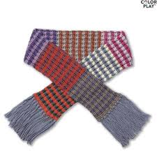 Striped Scarf Knitting Pattern Awesome Decorating Design
