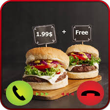 Call From Free Burger - Free Burger Calling You ... - Amazon.com