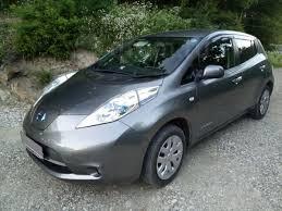Nissan <b>Leaf</b> 2013 года в Архипо-Осиповке, Вместе с зимней ...