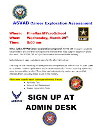 recent news florida charter schools pinellas asvab career exploration