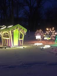 Lindenwood Park Fargo Christmas Lights Photos Holiday Lights At Lindenwood 104 7 Duke Fm