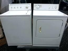 kitchenaid washer and dryer. Kitchenaid Washer And Dryer Can Ship Washing Machine Set Equipment Large Superba