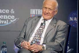 Buzz Aldrin: Zweiter Mann auf dem Mond wird 85