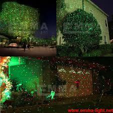 red and green elf laser lights lights garden decorative tree light red green fir