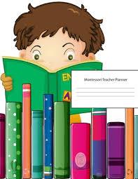 Teacher Organizer Planner Montessori Teacher Planner Lesson Organizer Teacher Agenda