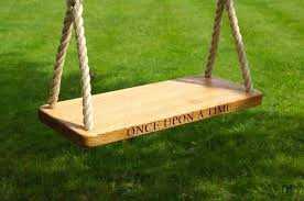 how to make a wood swing seat wooden garden swings