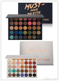 new brand beauty glazed eyeshadow palette matte must have palette shimmer impressed you top qaulity dhl shipping makeup eye makeup for