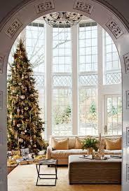 Christmas Tree In Window