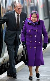 Princess danielle is the heir apparent to her mother queen elizabeth ii, however though, danielle retains this positions even after the births of her younger brothers, prince michael and prince joseph. Queen Elizabeth Ii Prince Philip Take Train To Sandringham House E Online Uk
