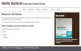 HTML to WordPress Theme Tutorial: Step 1 - Converting Your HTML to ...