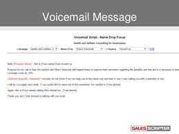 Voicemail Templates Rome Fontanacountryinn Com