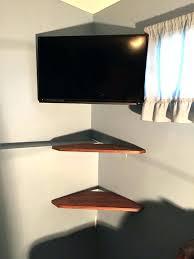 corner wall mount tv stands corner mount stand wall led corner wall mount tv stand