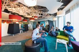 google office snapshots 2. Camenzind Evolution\u0027s Google Office Flourishes In Dublin | Office, Creative Hub And Interiors Snapshots 2 W