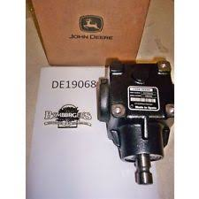john deere fuse box john deere mower deck gear box 4010 4100 4110 4115 am143311 de19068 54 60 mowers
