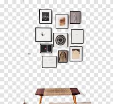 picture frame wall decal interior