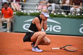 Potapova, who was born in the russian city of saratov on the volga river, and who resides in khimki, just outside moscow, had already beaten a seeded player to. Day 1 Diary Potapova Shines Roland Garros The 2020 Roland Garros Tournament Official Site