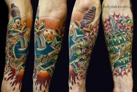татуировки хельга хаген художница тату мастер страница 48