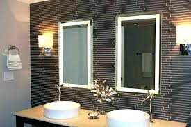 wall lighted makeup mirror best lighted makeup mirrors in and vanity lit mirror perfect design wall