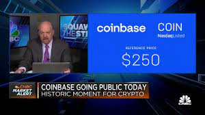 Coinbase: Powell calls cryptocurrencies ...