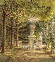angel garden. Garden Angel