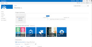 Sharepoint 2013 Site Templates Sharepoint 2013 Project Sites Sharepoint Solutions