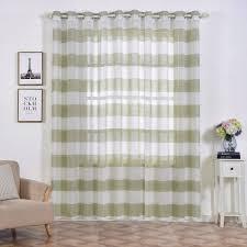 linen curtain panels. 2 Pack 52\ Linen Curtain Panels