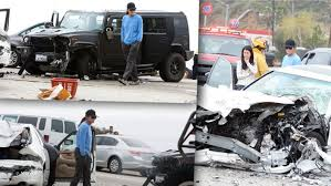 Bruce Jenner's Horrific Car Crash -- 10 Photos From The Accident ...