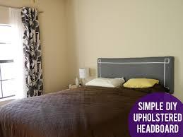 Smashing Home Decor Bedroom Diy Headboard Promo Design New Build A Headboard  Make Your Own Headboard