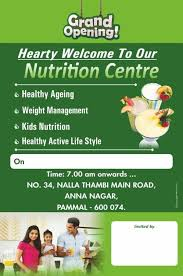 herbalife nutrition club flyers