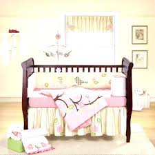 sears baby crib bedding sets girl
