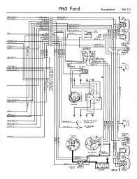 1958 68 ford electrical schematics wiring diagram