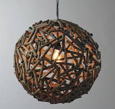 driftwood chandelier 2