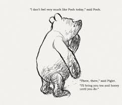Aa Milne Birthday Quotes That's what friends are for Piglets Honey and Teas 9