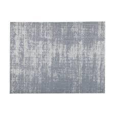 overdye rug silver