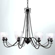 glass chandelier shades. Outstanding Black Metal Chandelier Shades Clear Glass With For Chandeliers Plan 1 L