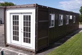 MODS pre-fab shipping container home