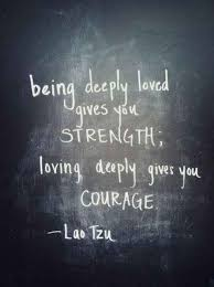 Love And Strength Quotes Interesting Love Quote 48 Inspirational Quotes That Will Give You Strength